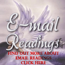 psychic email readings, dee rendall, online readers, spiritual